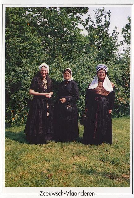 Zeeland-Dress,-Holland by naya_hachi, via Flickr  Zeeuws-Vlaanderen: Axel, Cadzand en Hulst #Zeeland #ZeeuwsVlaanderen #Hulst #Axel #Cadzand