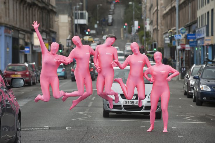 sponsors itison.com and their morph team making rumbles in the west end of Glasgow