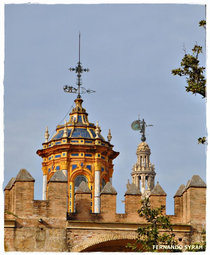 VINO, GASTRONOMIA Y VIAJES (Entre Fogones y Gin Tonics): Sevilla : Parte I