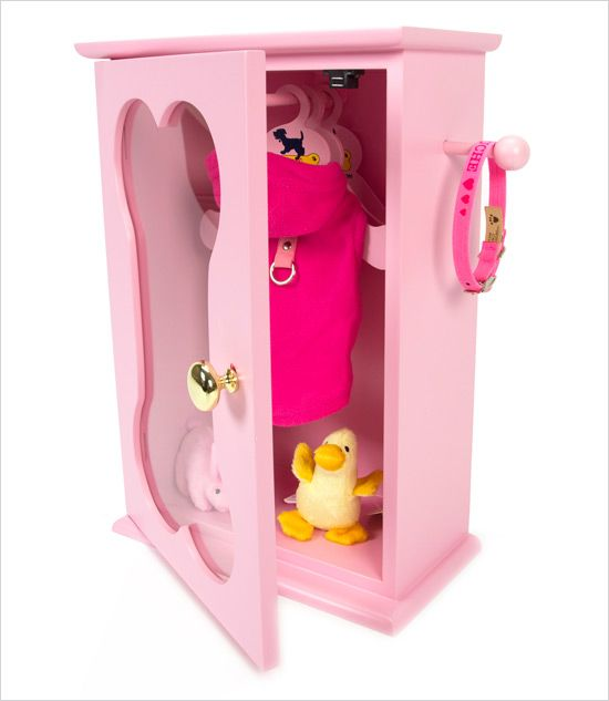 Pink Starter Closet. I love this gonna have to get this