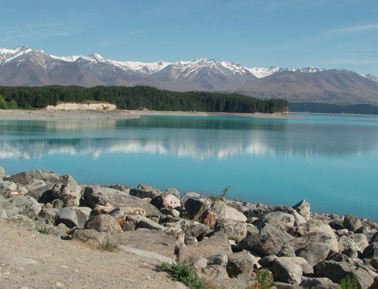 Tekapo - Lake