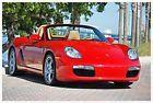 Porsche : Boxster 6 Speed Chrono Sport Package
