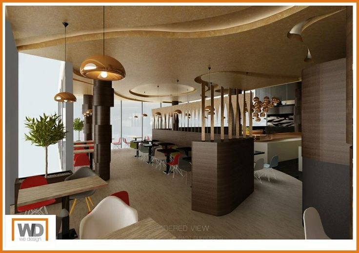 Restaurant high end design