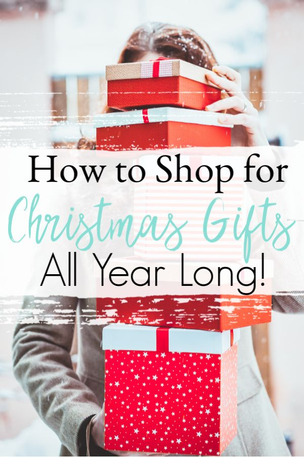Early Christmas Shopping 2020 How to Easily Get Your Christmas Shopping Done Early in 2020