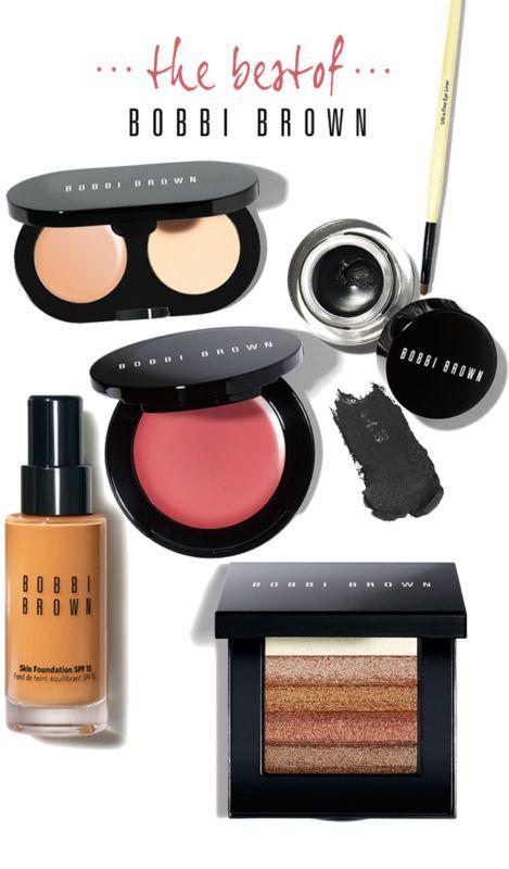 The Best Of Bobbi Brown Cosmetics