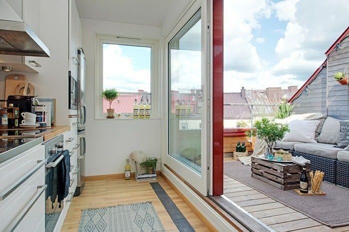 ▷1001 conseils et modèles pour aménager une terrasse tropézienne condos and decking