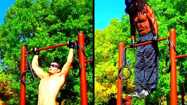 Muscle Up Monday. The Denver Bar Squad Calisthenics Session In The Beaut...