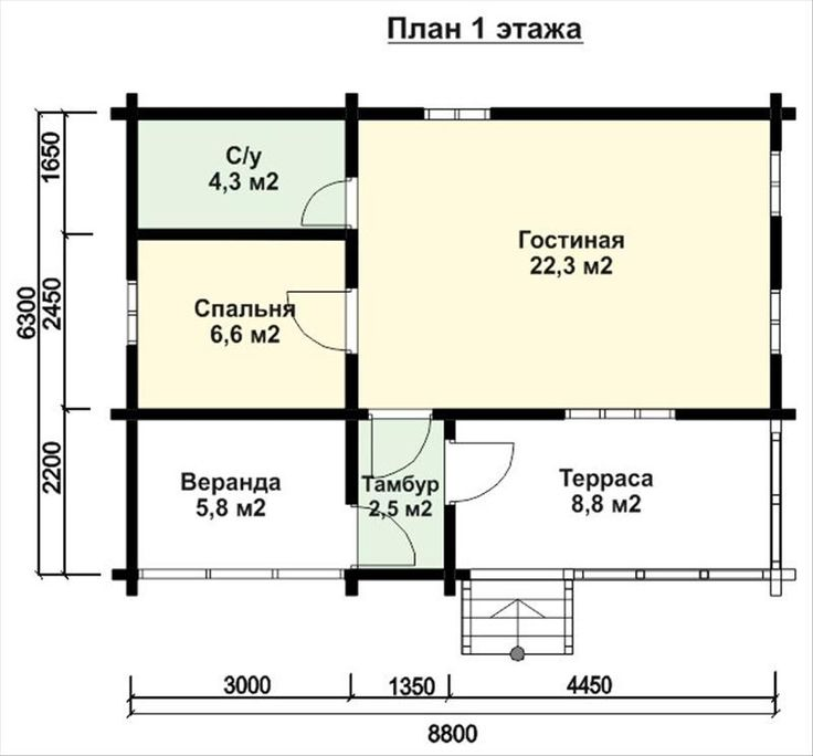 планы дома ДО-32