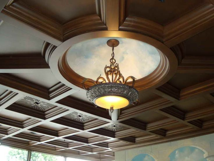 Drop Ceiling Decorative Tiles Stunning 361 Best Ceiling Designs Images On Pinterest  Ceilings Moldings Decorating Inspiration