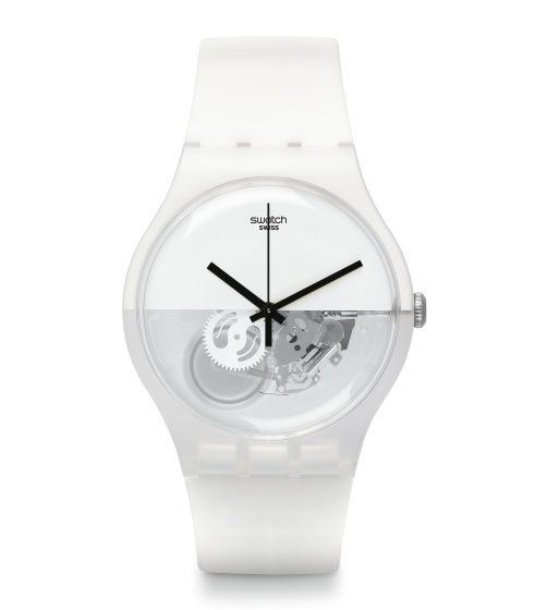 UNDERWATER (SUOW107) - Swatch International - Swatch Watches  #Silicone