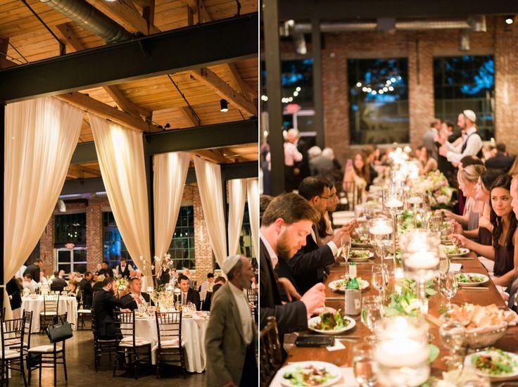 Melissa + Andrew | Atlanta Wedding Photographers | Alea Moore | The Foundry at Puritan Mill Wedding | Atlanta Wedding Venue | tulip
