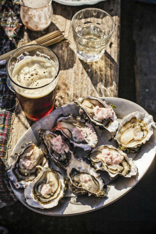 Hog Island Oysters #wsroadtrip