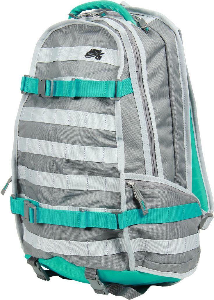 Nike SB RPM Backpack - medium base grey/turbo green
