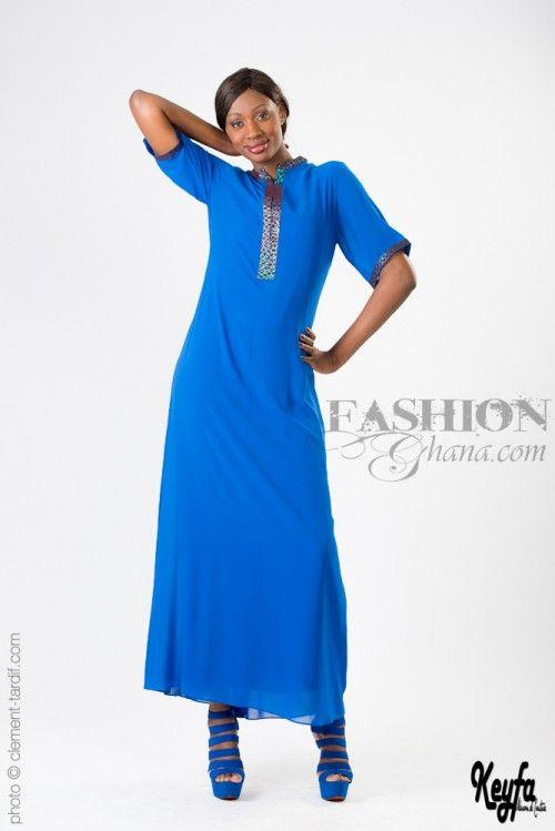 Senegal's Fashion Label Keyfa by Bathj Dioum Releases Astonishing New Designs
