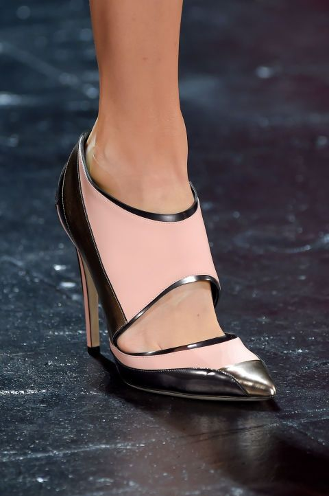 Spotlight: The Best Shoes From New York Fashion Week | Prabal Gurung
