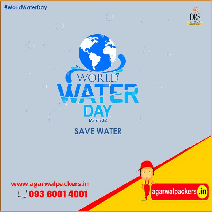 Let us take a pledge to save water for a safe and secure future ‪#‎AGARWALPACKERSANDMOVERS‬ ‪#‎WorldWaterDay‬ Just call us now..! 09360014001 Our website: http://www.agarwalpackers.in/ ‪#‎LimcaBookOfRecords‬ ‪#‎LimcaBook‬ ‪#‎Agarwal‬ ‪#‎packers‬ ‪#‎movers‬ ‪#‎drsgroup‬ ‪#‎Largestmovers‬ ‪#‎bestpackersandmovers‬ ‪#‎india‬ ‪#‎SafeRelocation‬ ‪#‎Household‬ ‪#‎Transportation‬ ‪#‎Relocation‬ ‪#‎Shifting‬ ‪#‎Residential‬ ‪#‎Offering‬ ‪#‎Householdpackers‬ ‪#‎Bangalore‬ ‪#‎Delhi‬ ‪#‎Mumbai‬ ‪#‎pune‬…