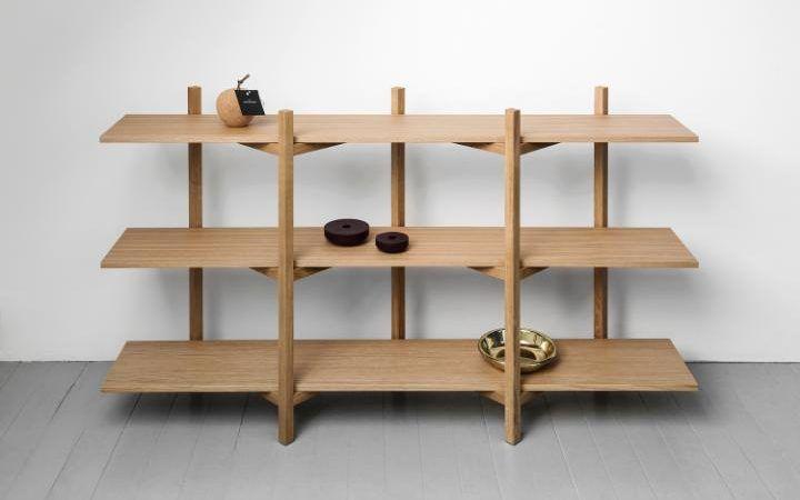 The Zig Zag Shelf by Studio deFORM for Hem