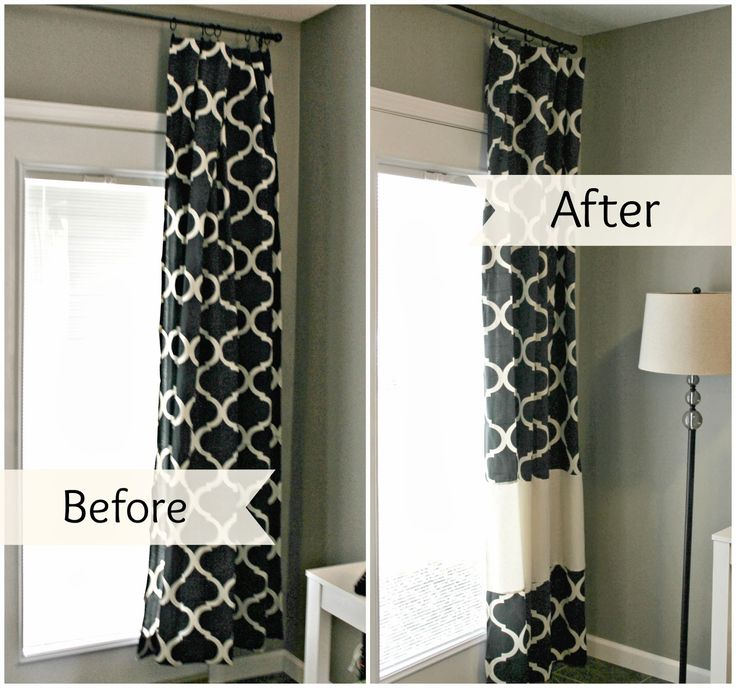 grace lee cottage diy semicustom curtains a tutorial