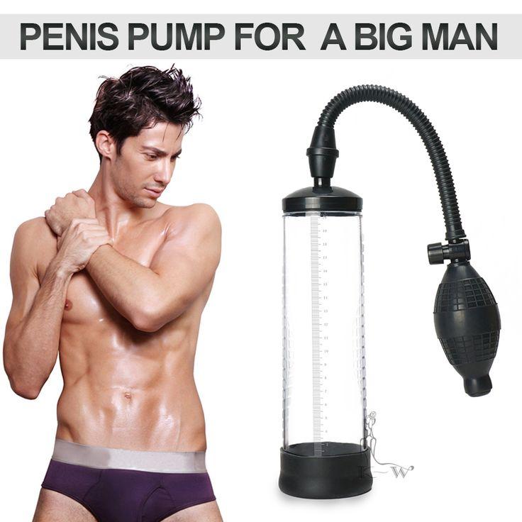 Direkomendasikan! Penis Pompa Penis Vakum Pembesaran CANWIN Pompa Penis Penis Pembesar Extender Mainan Seks untuk Pria 39% [Sale]