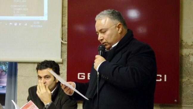 Presidente delle Assemblee Popolari delle categorie produttive e sociali Andria!