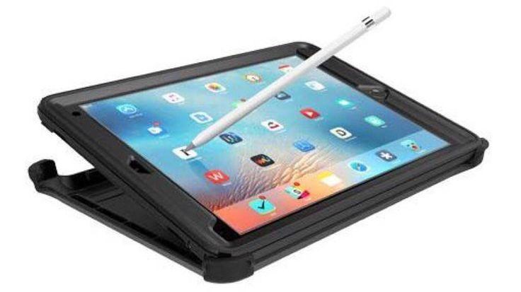 Apple Pencilを収納できる耐衝撃ケースOtterBox DefenderシリーズにiPad Pro9.7インチ向けモデル登場