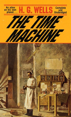 The Time Machine - by H.G. Wells