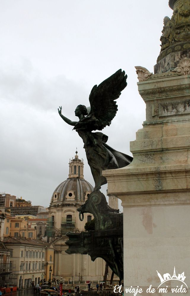 Libertad Roma Italia