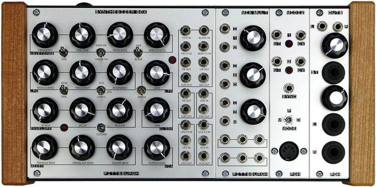 Pittsburgh Modular System 10