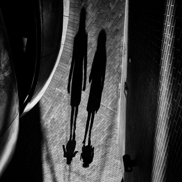 street photography Jianwei Yang - Неспящие в Торонто