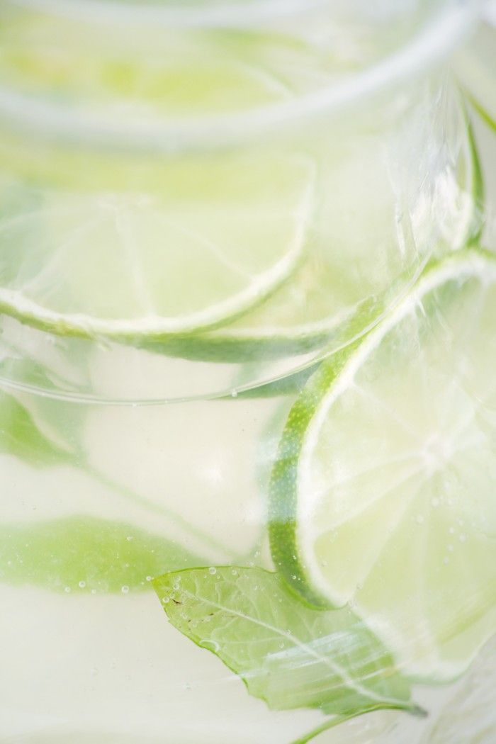 Mojitolemonad   Det gröna skafferiet