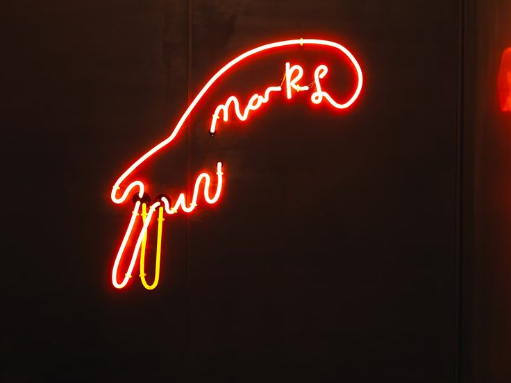 Interview with British Chef Mark Hix - Hipster Collector Hix: partying with the YBAs.   Image: Marks Bar by Tracey Emin