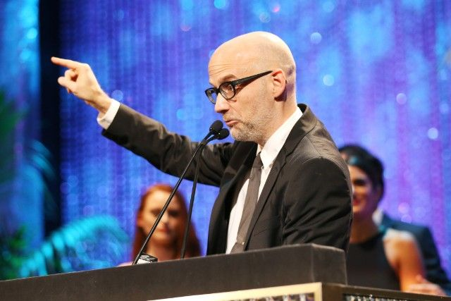 """Moby Shares Secret Donald Trump Intel Gleaned From His Friends In DC. These are big claims to make! As Spin points out, maybe it's not as fake as you might imagine: CNN has reported that some events in the Russian dossier are accurate, The New York Times reports that the NSC was considering intercepting an Iranian ship last week, & the Koch brothers are no fans of Trump. Moby explains, """"i'm writing these things so that when/if these things happen there will be a public record beforehand."""""""