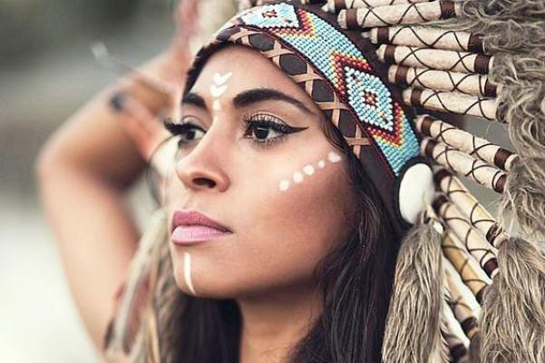 16 idées de maquillage pour être canon au Carnaval