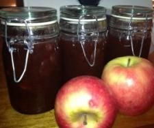 Recipe Apple and Rubarb Jam by mamathermo - Recipe of category Sauces, dips & spreads