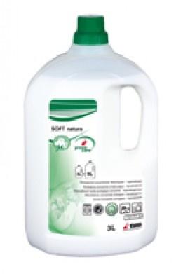 Lo Specialista del Pulito – Shop » Ammorbidente Soft Natura da 3 litri