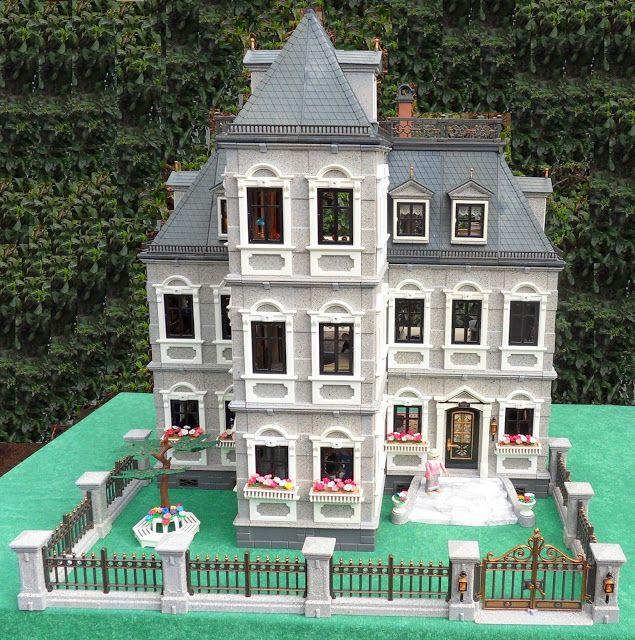 297 besten playmobil bilder auf pinterest playmobil - Viktorianische mobel ...