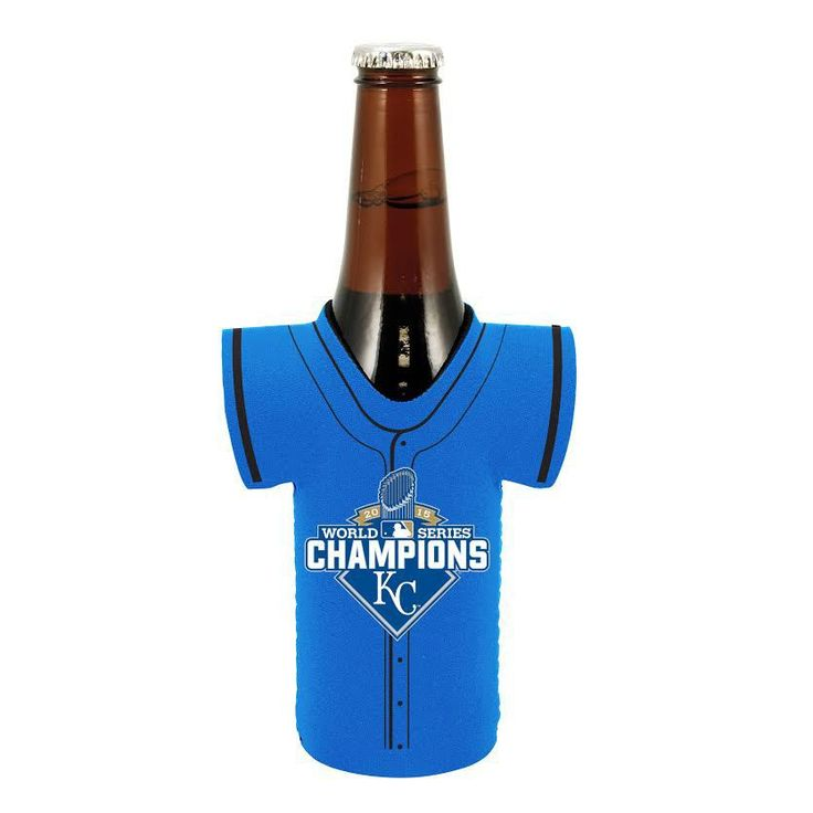 Kansas City Royals World Series Champions Bottle Jersey Suit by Kolder