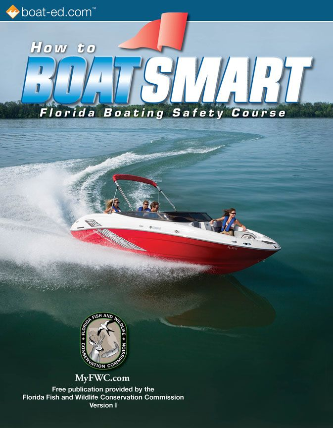You'll learn the Florida laws governing boating
