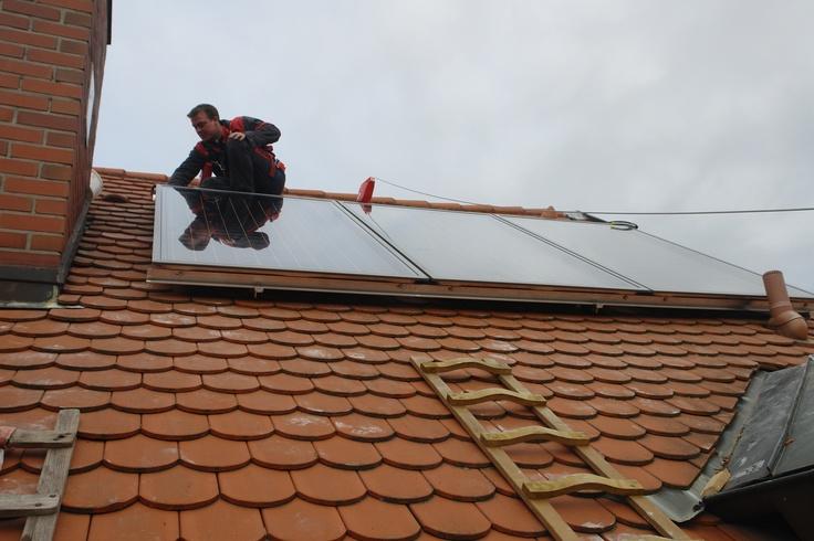 Thermische Solaranlage Heidelberg