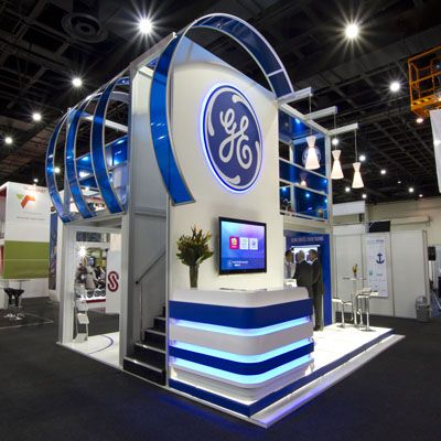 3D Design Group of Companies - Products & Services - Exhibition stands
