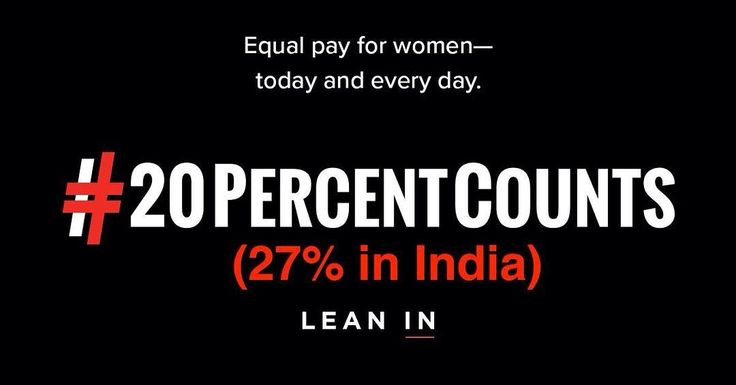 According to Monster Salary Index In India Women on average are paid 27 % less than men for the same work If you are woman in IT  you will earn 34% less than a man In manufacturing construction  banking and healthcare industry  the gender pay gap is 32% 28% 19% and 40% respectively Even in the Education legal and transportation sector the gender pay gap is 18%  17% and 20% respectively The gender pay gap also increases with marital status and age Show your support with #EqualPayDay…