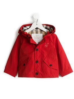 'Technical' rain jacket