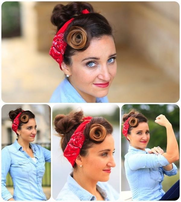 Hermosos peinados para halloween - Beautiful Hairstyles for Halloween