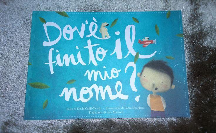 Un libro personalizzato, con il nome del vostro bambino!! - Blogs - Dimmicosacerchi - Campioni omaggio