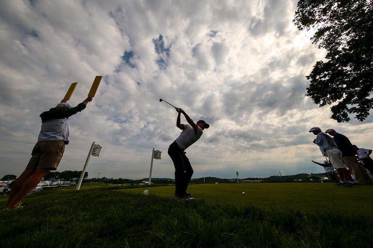 2016 U.S. Open at Oakmont Country Club in Oakmont Pa. on Wednesday June 15 2016. (Copyright USGA/Darren Carroll) #golf #usopen #usopen2016 http://ift.tt/1PuqYHI