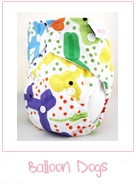 Balloon Dogs SNAPS - Designer Bums