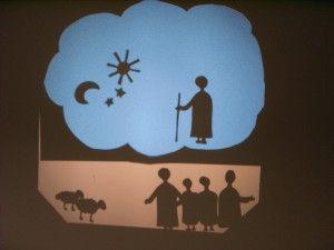 1000 bilder zu religionsunterricht auf pinterest - Schattenbilder kinder ...