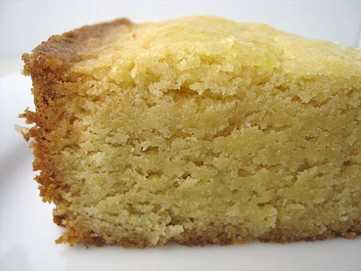 Moving And Gâteau Breton With Flour, Baking Powder, Egg Yolks, Sugar, Vanilla Extract, Salted Butter, Rum