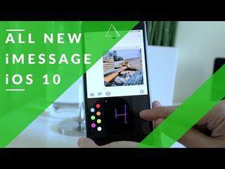 iOS 10: All new 25 iMessage Features   Apple, iPhone and iPad News   ModMyi.com   Bloglovin'