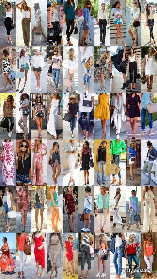 60 Great Spring-Summer Outfits On The Street